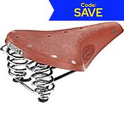 Brooks England B67-S Ladies Steel Saddle