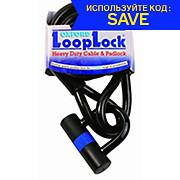 Oxford Loop Lock Heavy Duty Laminated Padlock