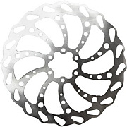 Clarks Wavey Rotor + Bolts