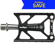 Wellgo CNC M142 Flat Pedals