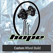 Hope Custom MTB Disc Front Wheel