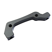 Clarks Anodised Brake Mount Front Adaptor