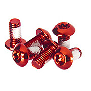 Clarks Steel Anodised Rotor Bolts