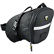 Topeak Aero Wedge Strap On Saddle Bag