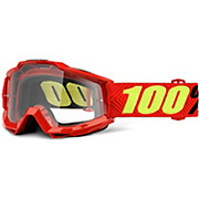 100 Accuri Goggles - Clear