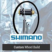 Shimano Disc Custom MTB Front Wheel