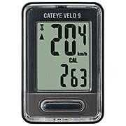 Cateye Velo 9 Function Cycle Computer