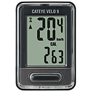 Cateye Velo 9 Function Cycle Computer