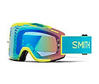 Smith Squad Mtb  Acid Split Clear Lens SS18