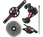 SRAM X01 Eagle 1x12sp Boost MTB Groupset -DUB