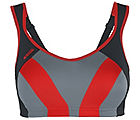 Shock Absorber Active Multi Sports Bra Slate Grey AW18