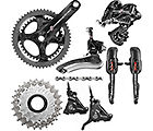 Campagnolo Record11 Speed Hydraulic Disc Groupset 2018
