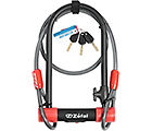Zefal K-Traz U13 U-Lock w-230mm Cable