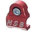 North Shore Billet Fox Cable Guide