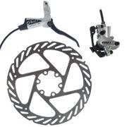 Sun Ringle Axle Nut Kit - Sun Light Front-Rear 2013
